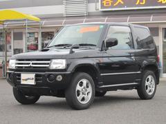 パジェロミニVR 4WD ターボ ワンオーナー CD アルミ キーレス