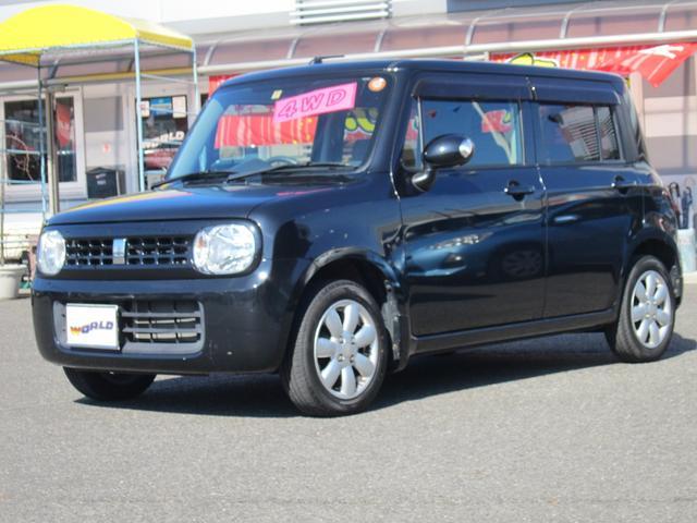 スズキ X 4WD 運転席シートヒーター 社外ナビ ETC車載器