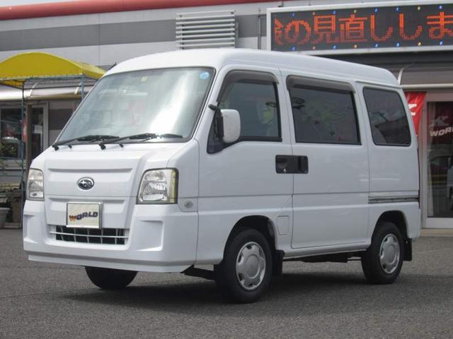 スバル ディアス 4WD CD ETC フルフラットシート キーレス