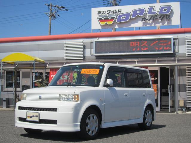 トヨタ S Wバージョン HIDセレクションII 4WD キーレス