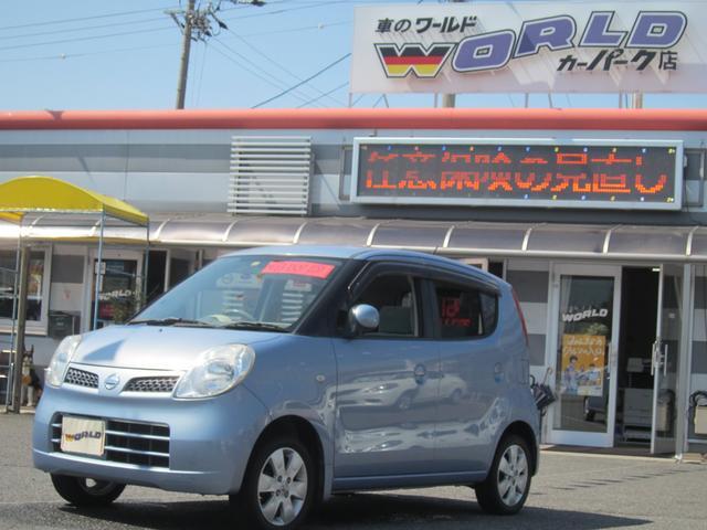 日産 E FOUR 4WD ベンチシート シートヒーター キーレス