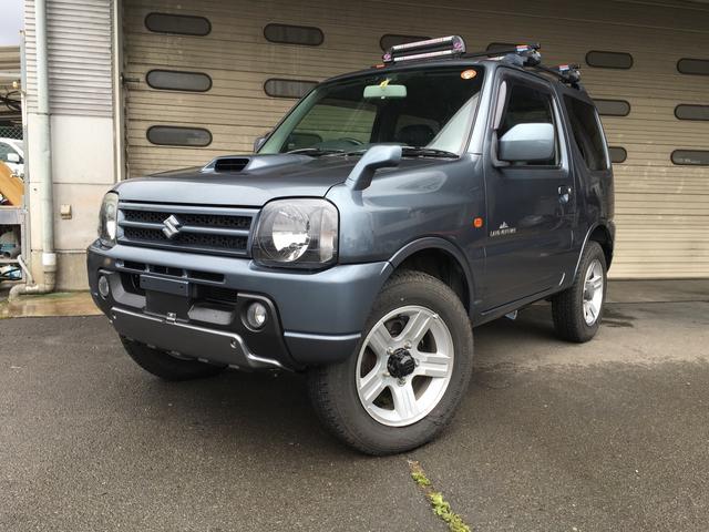 スズキ ランドベンチャー 5速マニュアル 4WD