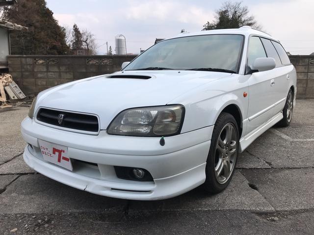 スバル GT-B E-tune AW ステーションワゴン AT