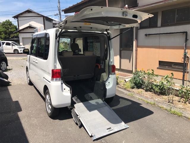 ダイハツ スローパー リヤシート付 福祉車両 AT 修復歴無