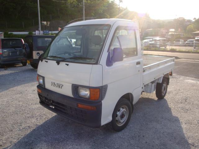 ダイハツ 4WD マニュアル