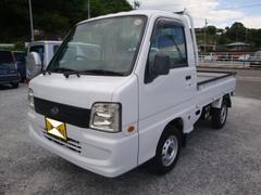 サンバートラックTB 4WD エアコン パワステ マニュアル