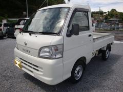 ハイゼットトラックスペシャル 4WD パワステ マニュアル 新品フロアマット