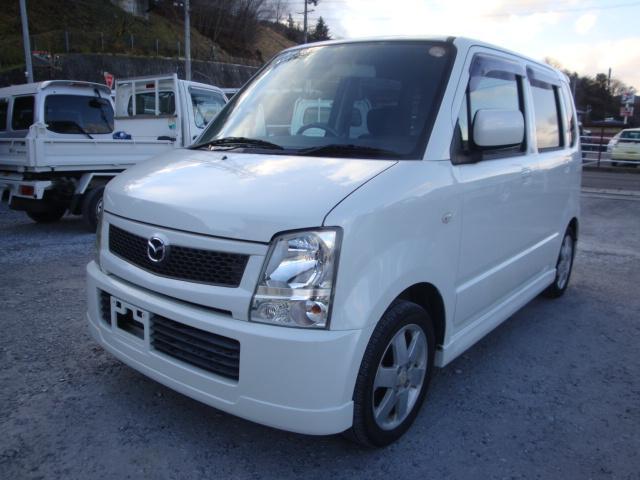 マツダ FX-スペシャル 4WD シートヒーター 純正フルエアロ