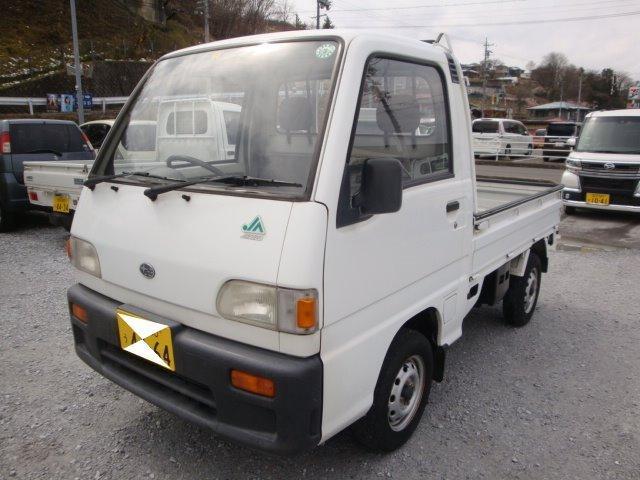 スバル JA 4WD 5速マニュアル タイベル交換