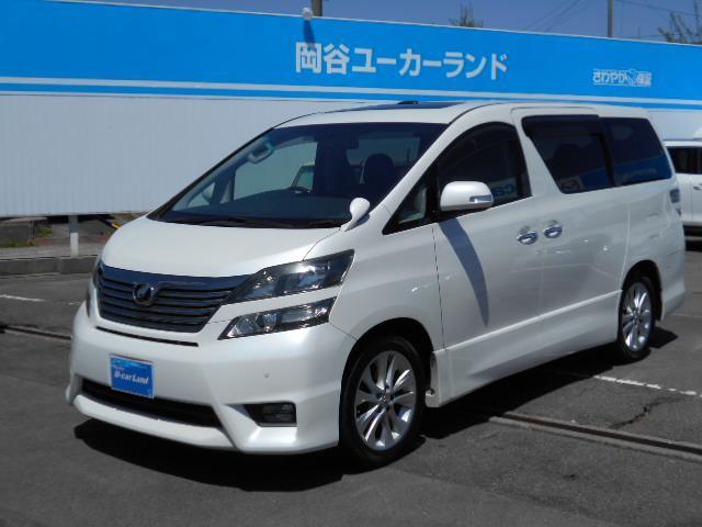 トヨタ 2.4Z ナビ リヤーモニター フルセグTV