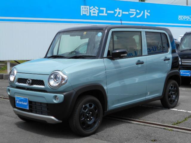 マツダ XGスペシャル4WD メモリーナビ フルセグTV