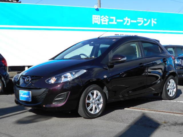「マツダ」「デミオ」「コンパクトカー」「長野県」の中古車
