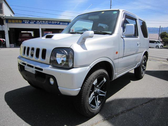 スズキ XA 4WD ターボ