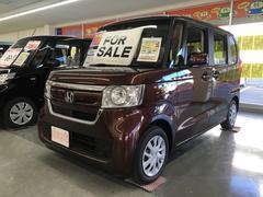 N BOXG・Lホンダセンシング 2WD 届出済未使用車