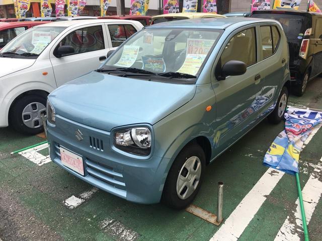 スズキ F 2WD 届出済未使用車