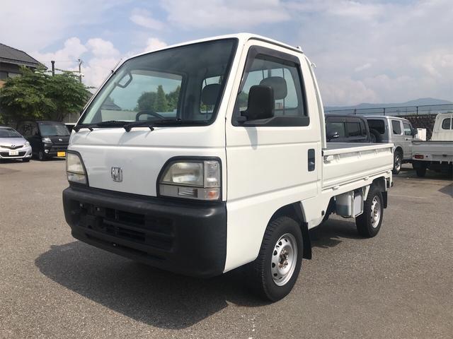 ホンダ SDX 4WD 5速マニュアル 軽トラック ホワイト