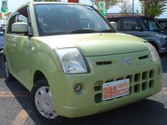 ピノS 2WD フロアAT キーレス ABS ユーザー下取り車
