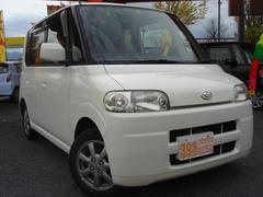 タントX 4WD キーレス CD MD ABS ユーザー下取り車