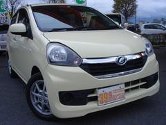 ミライースX スマートセレクションSA 2WD キーレス CD ABS
