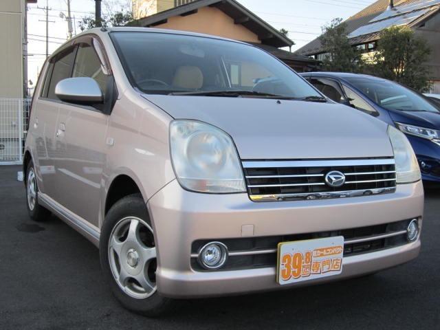 ダイハツ L 2WD フロアAT CD カセット ユーザー下取車