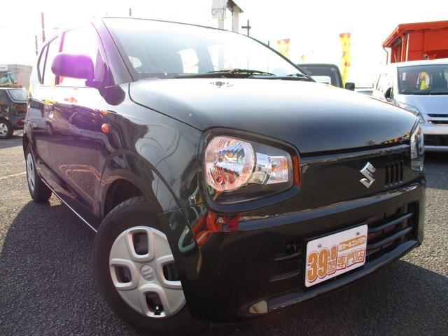 スズキ L 2WD インパネCVT シートヒーター キーレス CD