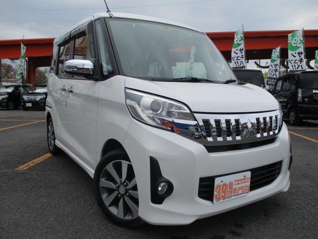 三菱 カスタムT 2WD CVT ターボ 両側電動スライドドア