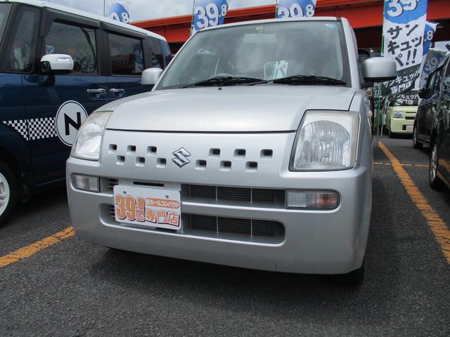 日産 ピノ S 5速マニュアル CD キーレス 盗難防止システム 電動格納ドアミラー