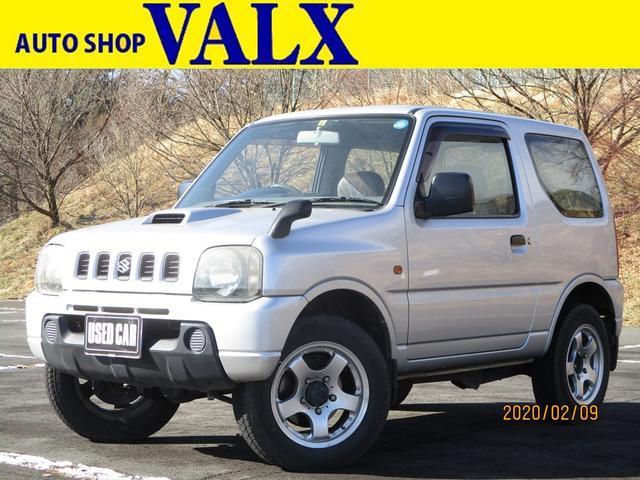 スズキ XL 4WD 5MT 社外AW 社外オーディオ ターボ