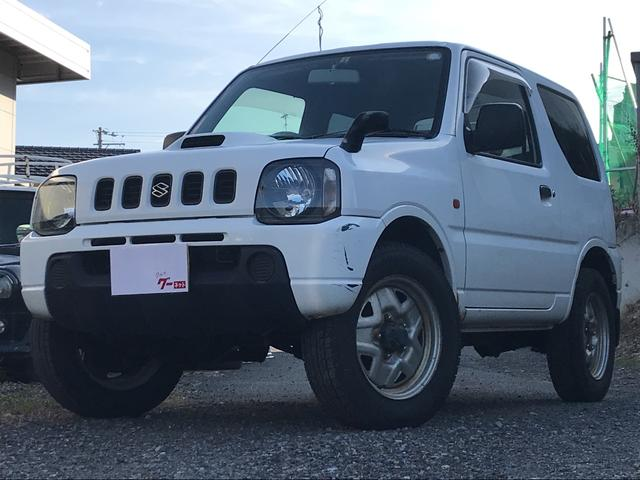 4WD ターボ 5速マニュアル 車検整備付き キーレス(1枚目)