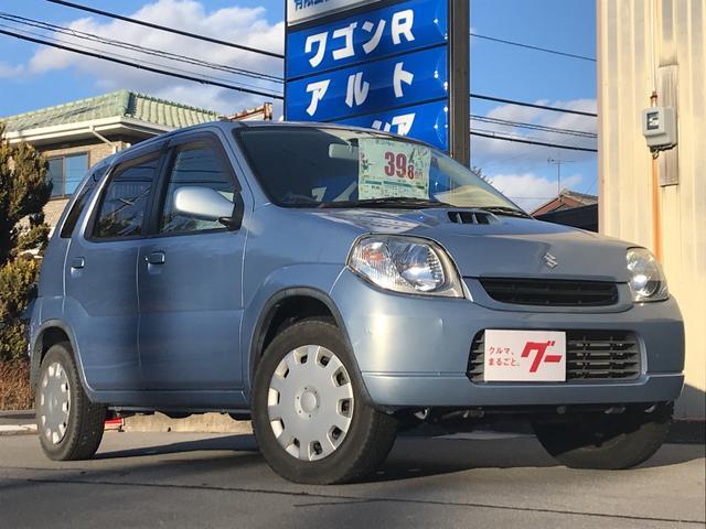 スズキ Bターボ 4WD シートヒーター キーレスエントリー CD
