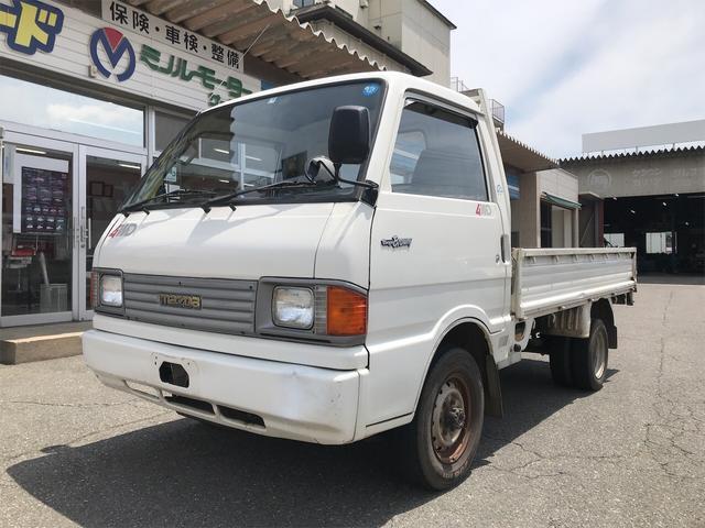 「マツダ」「ブローニィトラック」「トラック」「長野県」の中古車