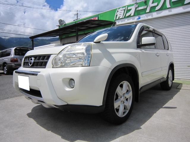 「日産」「エクストレイル」「SUV・クロカン」「長野県」の中古車