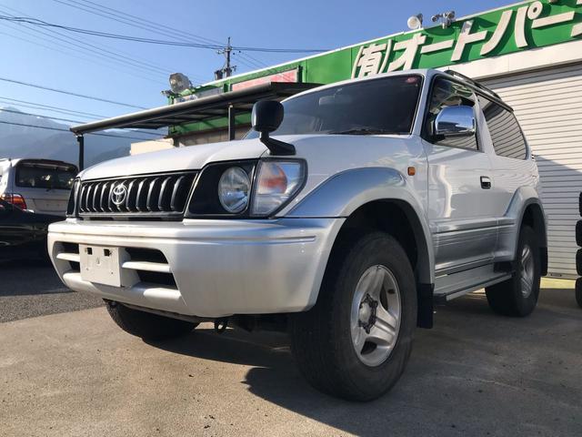 トヨタ RZ 4WD サンルーフ ナビTV 寒冷地仕様