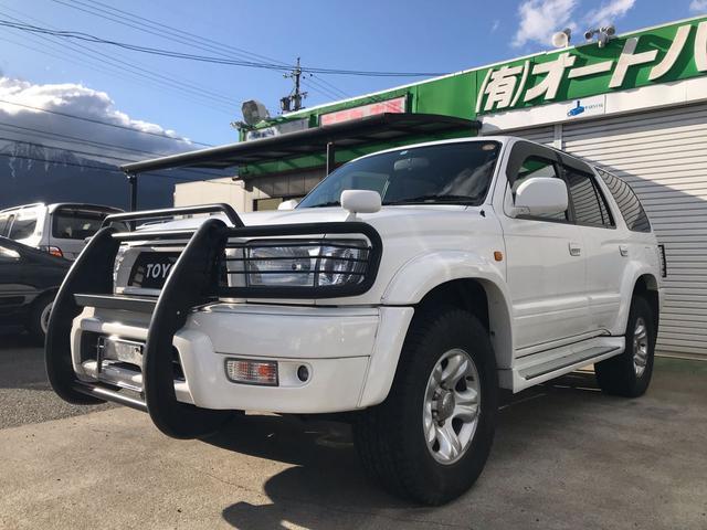 「トヨタ」「ハイラックスサーフ」「SUV・クロカン」「長野県」の中古車