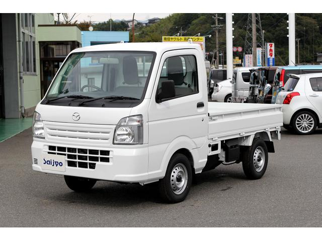 マツダ KCエアコン・パワステ 4WD