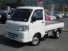 ハイゼットトラックスペシャル 4WD MT5 3方開 ロングラン保証