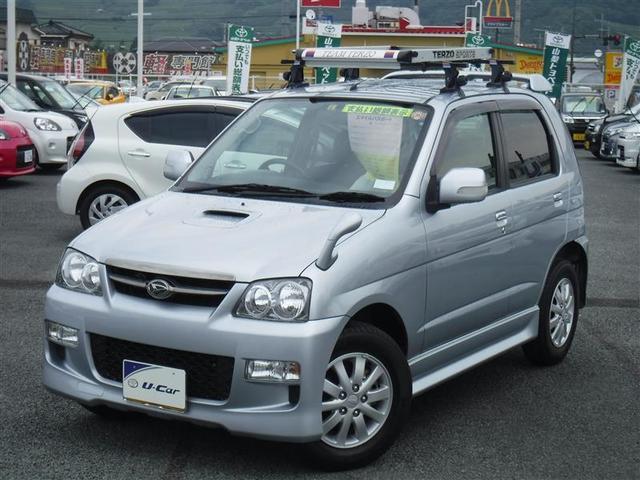 ダイハツ カスタム メモリアルエディション 4WD ロングラン保証