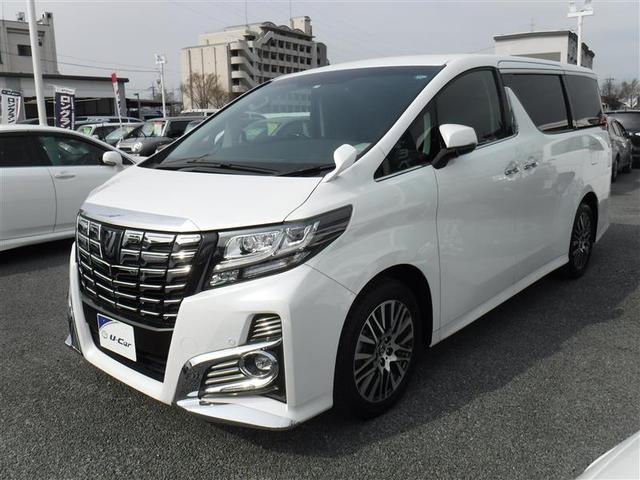 トヨタ 2.5S Cパッケージ 4WD ナビTV ロングラン保証