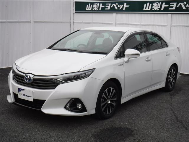 トヨタ S Cパッケージ ナビTV T-Valueハイブリッド