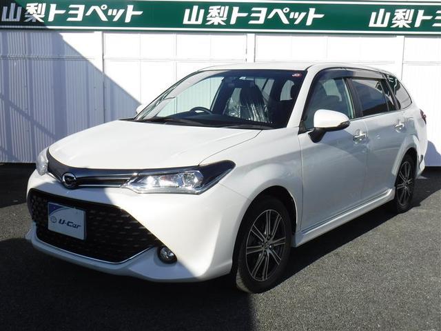 トヨタ 1.5G ダブルバイビー ナビTV ロングラン保証