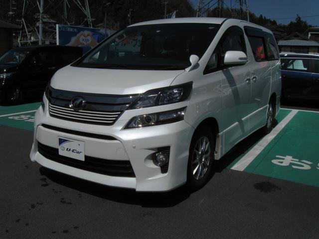 トヨタ 2.4Z ゴールデンアイズ ナビ バックカメラ ETC