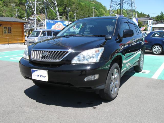 「トヨタ」「ハリアー」「SUV・クロカン」「長野県」の中古車