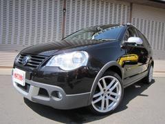 VW ポロクロスポロ ディーラー車 右ハンドル キーレス