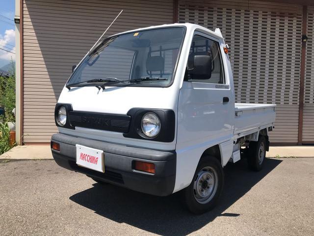 スズキ 4速マニュアル 4WD