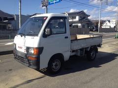 ハイゼットトラックECOM付エアコン ゲート補強車両 5速マニュアル