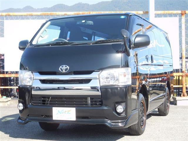 トヨタ ロングDX GLパッケージ バックカメラ ロングラン保証
