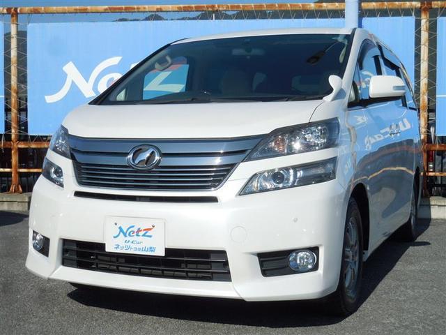 トヨタ 2.4X ナビTV ロングラン保証
