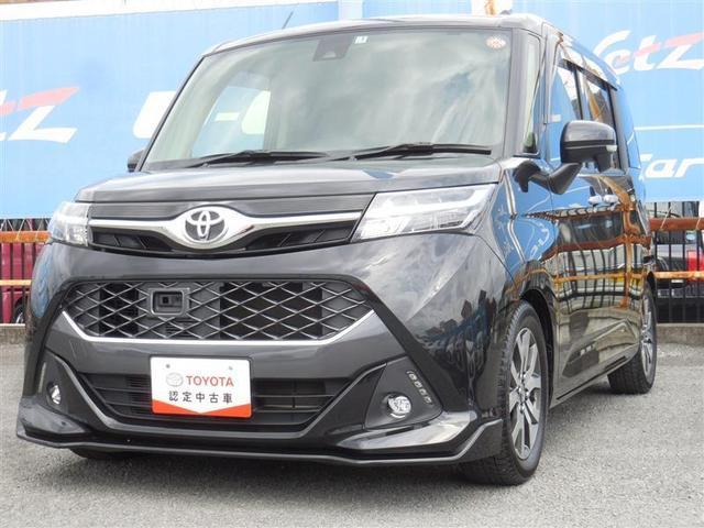 トヨタ カスタムG-T メモリーナビ ロングラン保証