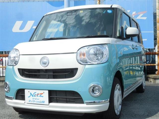 ダイハツ  XメイクUPLTD 4WD インテリジェントクリアランスソナー スマートアシスト 両側パワースライドドア スマートキー ロングラン保証