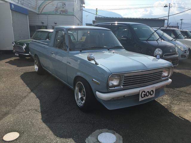 日産 最終モデル 社外14inアルミ 社外CD 1オーナー車